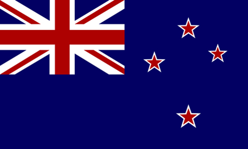 ZWAANZ | New Zealand Flag
