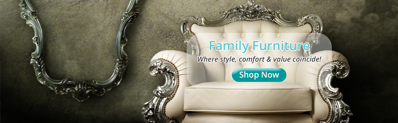 Family Furniture | Click: Shop Now!
