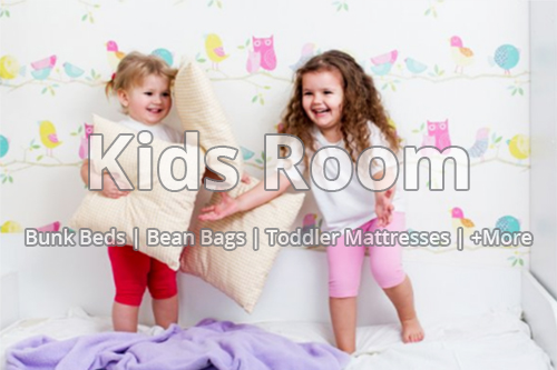 Family Furniture | Our Products + Services: Kids Room