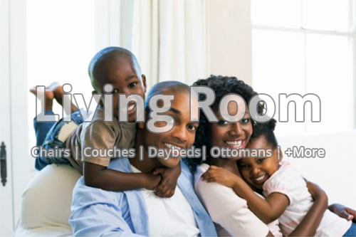 Family Furniture | Our Products + Services: Living Room